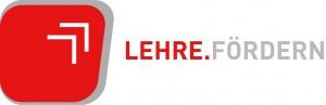 Logo Lehre.Fördern